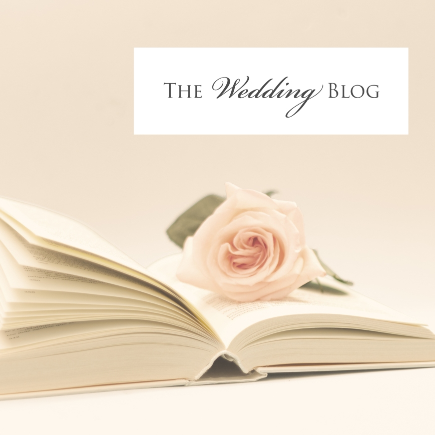 The Wedding Blog Logo
