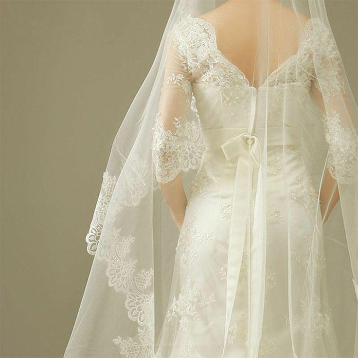 Wedding Gowns In Nyc: Unveiled: Classic Wedding Veil Styles