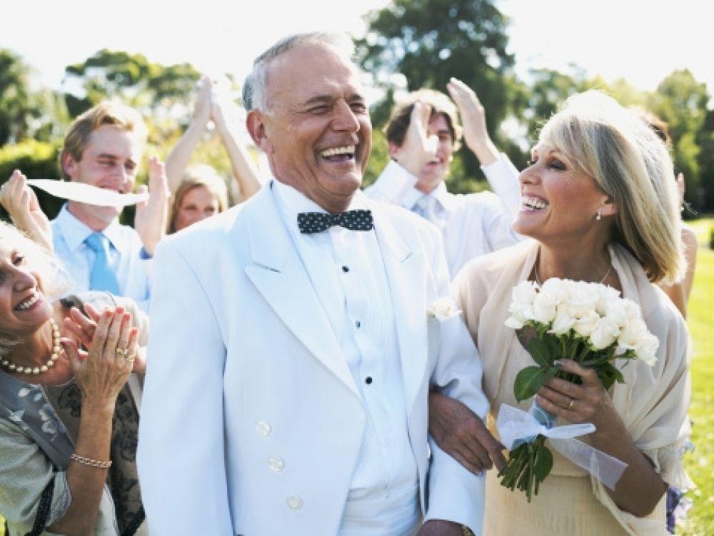 50時に結婚する