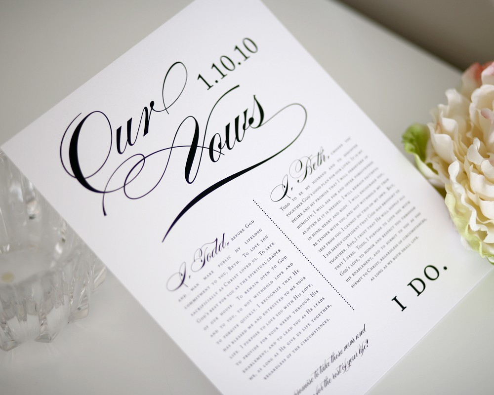 To Have And Hold Writing Your Wedding Vows