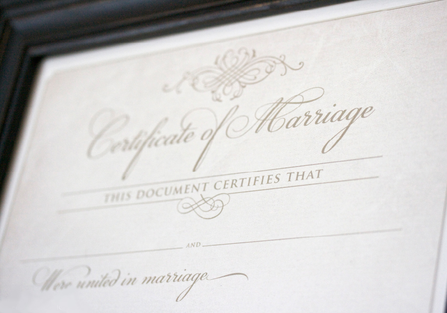 how to get a same sex marriage license in nyc in York