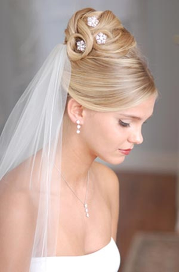 Hairstyles For Your Wedding : All tressed up: creating your wedding day hair style! nyc
